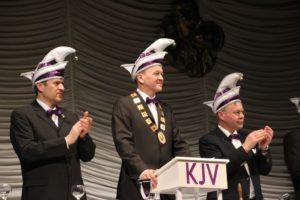 Maskenball von KJV und FFW @ Bürgerhaus Harheim